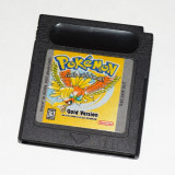 Joc Nintendo Gameboy Classic - Pokemon Gold - Jocuri Game Boy Altele, Actiune, Toate varstele, Single player