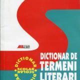 Mihaela Marin - Dictionar de termeni literari - 690891 - Carte educativa