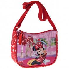 Geanta de umar Minnie Mouse Music - Gentuta Copii