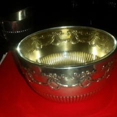 Bomboniera (sau zaharnita) Rococo. Suedia 1907 - Argint