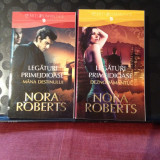 LEGATURI PRIMEJDIOASE, de Nora Roberts / 2 volume - Roman dragoste