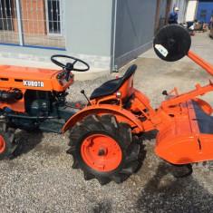 Tractor Kubota B5001 DT - Utilitare auto