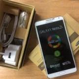 Samsung Galaxy Note 3 N9005 / ALBE + FOLIE STICLA TEMPERED GLASS - Telefon mobil Samsung Galaxy Note 3, Negru, 16GB, Neblocat, Single SIM