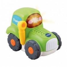 Masinuta VTech Toot Toot Tractor Verde