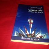 Amin Maalouf, Cruciadele văzute de arabi - Istorie
