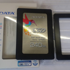 SSD ADATA Premier Pro SP550 Series 240GB SATA-III 2.5 inch - poze reale, SATA 3