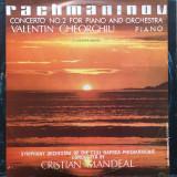 CONCERTO NO. 2 FOR PIANO AND ORCHESTRA - Rachmaninov (DISC VINIL) - Muzica Clasica