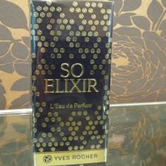 Parfum de dama So ELIXIR, YVES ROCHER, apa de parfum - Parfum femeie, 50 ml