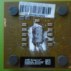 Procesor AMD Sempron 2800+ 2000MHz 256/333 socket 462 socket A - Procesor PC AMD, Numar nuclee: 1, 2.0GHz - 2.4GHz, A