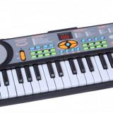 Orga muzicala pentru copii cu microfon - Instrumente muzicale copii