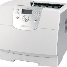 Imprimanta laser monocrom Lexmark T640, Duplex, USB - Imprimanta laser alb negru