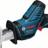 Bosch GSA 10, 8 V-LI Ferastrau tip sabie L-Boxx, 80 dB, negru / albastru - Fierastrau