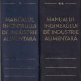 Constantin Banu (coord.) - Manualul inginerului de industrie alimentara - 530166 - Carti Constructii