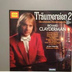 RICHARD CLAYDERMAN - The Most Beautiful...(1980/DECCA/RFG) - Vinil/Impecabil(NM) - Muzica Clasica decca classics
