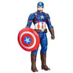 Captain America interactiv - Roboti de jucarie Hasbro