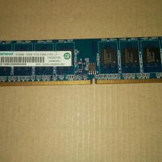 Memorie 512mb pc2 5300 ramaxel - Memorie RAM laptop Ramaxel, DDR2, 667 mhz