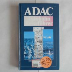 ATLAS ADAC -GERMANIA - Harta Germaniei