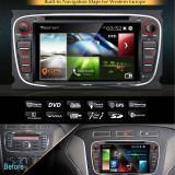 "Navigatie Ford Eonon 5162 7"" Digital Multimedia Car GPS DVD Radio Bluetooth etc. - Navigatie auto"