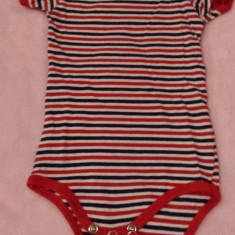 Body bebe, Marime: Masura unica, Culoare: Rosu