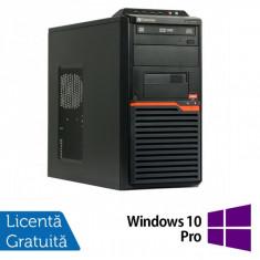Calculatoare Gateway DT55, AMD Athlon II X2 250 3.0 Ghz, 4Gb DDR3, 320Gb, DVD-RW + Windows 10 Pro - Sisteme desktop fara monitor