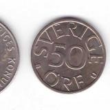 Suedia - lot 3 monede XF