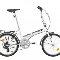 Bicicleta Pliabila, Sprint, Tour, 20 inch, Alb, 2016 SPRINT - Bicicleta pliabile