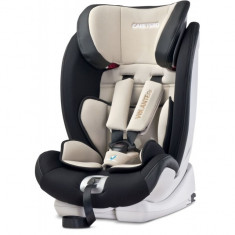 Scaun auto 9-36 kg VolanteFix cu Isofix Beige Caretero - Scaun auto copii grupa 1-3 ani (9-36 kg)