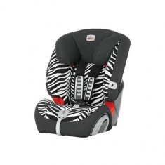 Scaun auto 9-36 kg Evolva 1-2-3 Plus Smart Zebra Britax - Scaun auto copii grupa 1-3 ani (9-36 kg)