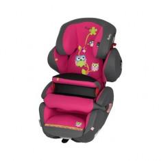 Scaun auto 9-36 kg GuardianFix Pro 2 Owl Family Kiddy - Scaun auto copii grupa 1-3 ani (9-36 kg)
