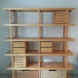 Norrebo IKEA - bibliotecă/rafturi