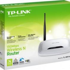 TP-Link TL-WR740N 150 Mbps Wirelees N Ruter. 2.4Ghz - Router TP-Link TL-WR740N