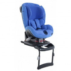 Scaun auto 9-18 kg iZi Comfort X3 Isofix 71 (Sapphire Blue) BeSafe - Scaun auto bebelusi grupa 0+ (0-13 kg) BeSafe, Verde