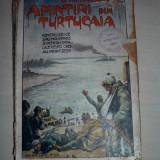G.TOPARCEANU- AMINTIRI DIN TURTUCAIA, CCA 1920 - Carte veche