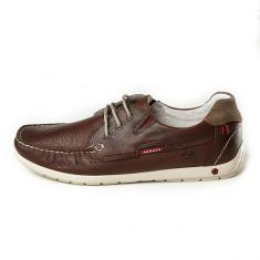 Pantofi Grisport barbatesti din piele naturala (GR42105O19 ) - Pantofi barbati Grisport, Marime: 41, 43, Culoare: Maro