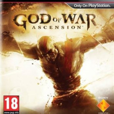 God Of War Ascension Ps3 - DVD Playere Sony