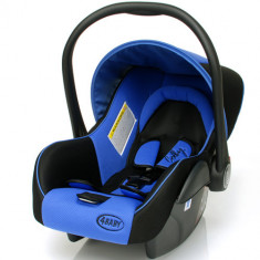 Scaun Auto Colby Albastru 0-13 kg - Scaun auto bebelusi grupa 0+ (0-13 kg) 4baby