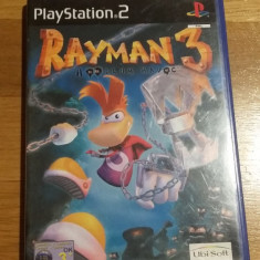 PS2 Rayman 3 Hoodlum Havoc / joc original PAL by WADDER - Jocuri PS2 Ubisoft, Arcade, 3+, Single player