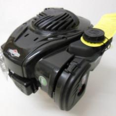 Motor Briggs & Stratton 550E - Masina tuns iarba Grizzly Tools, Benzina, Cilindru metalic