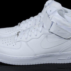 Nike Air Force 1 - Ghete barbati Nike, Marime: 40, 41, 42, 43, 44, Culoare: Din imagine, Piele sintetica