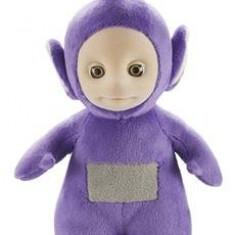 Jucarie De Plus Teletubbies Talking Tinky Winky Soft Toy Purple