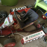 (Kart )Cart cu motor comprimat