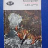 Adio, arme - Hemingway / C24P
