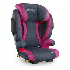 Scaun auto 15-36 kg Solar 2 Seatfix Rosy Storchenmuhle - Scaun auto copii grupa 1-3 ani (9-36 kg)