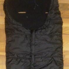 Sac saculet de dormit pentru carucior KAISER 95 cm gros transport inclus - Sac de dormit