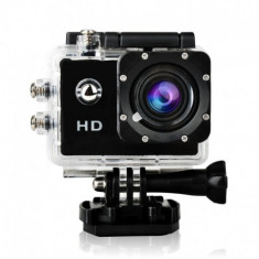 CAMERA SPORT SJ4000 720P HD BLACK - Camera Video GoPro Full HD Hero 3