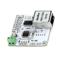 ENC28J60 Network Module 8-Channel Network Contrller For Arduino (FS00987)