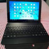 Tableta Samsung Tab 10 GT P7500 + Husa cu tastatura bluetooth Samsung