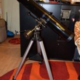 Vand telescop 114/900 EQ-1 - Binoclu vanatoare