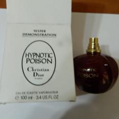 PARFUM TESTER HYPNOTIC POISON -- 100 ML ---SUPER PRET, SUPER CAL! - Parfum femeie Christian Dior, Apa de toaleta