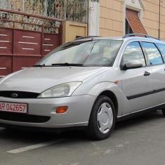Ford Focus, 1.8 benzina, an 2001 - Autoturism Ford, 1 km, 1798 cmc